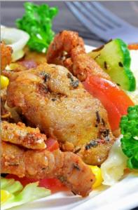 Read more about the article Lækker mad behøver ikke være usund mad