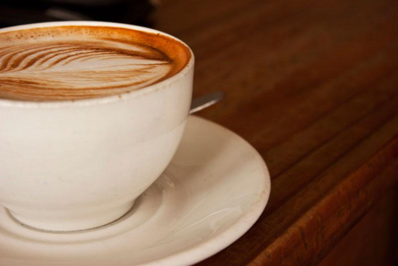 Hvad kendetegner en kop espresso?