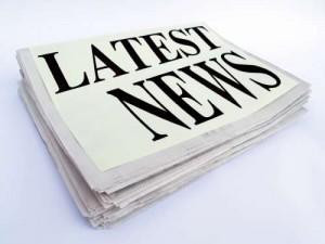 Nyheder på nettet